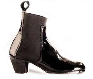 Zapatos de flamenco profesionales para hombre