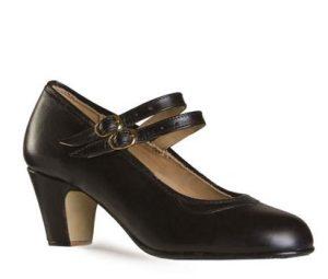 Zapatos de flamenco profesionales