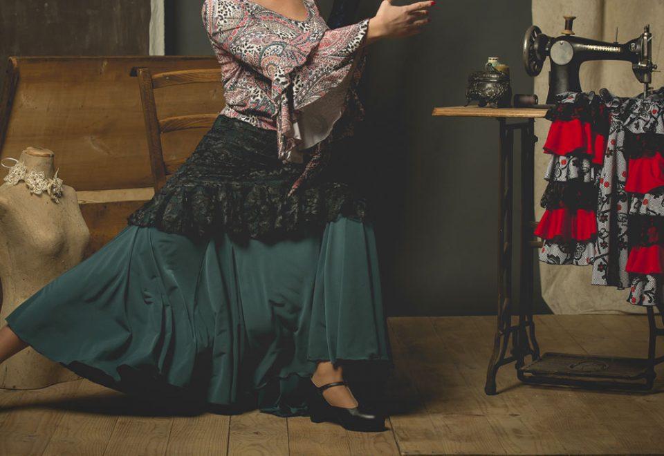 Como cuidar los zapatos de flamenco